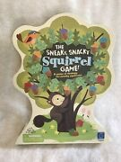 The Sneaky, Snacky Squirrel Game Educational Insights Ages 3+ So Much Fun