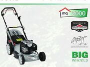 Lawnmower Briggs And Stratton 163cc Professional Lawn Mower Steel In Outbreak