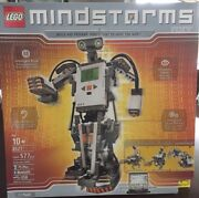 Lego Mindstorm 8527 Mindstorms Nxt New Sealed World Wide Shipping