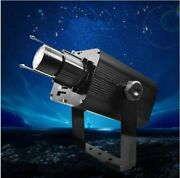 150w Customized Led Gobo Advertising Logo Projector Light With Film