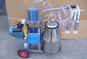 Brand New Electric Milking Machine For Cows Or Sheep 110v/220v