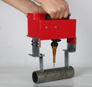Portable Pneumatic Dot Peen Marking Machine For 10020mm Chassis Number Vin Code