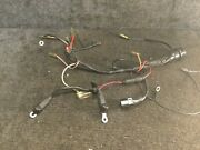 Yamaha Outboard Wire Harness Assy 6h3-82590-60-00 60hp 1999