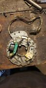1977 Evinrude/johnson 15 Hp Coil And Sensor Plate Assembly Tested Good