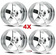 17 Pro Wheels Rims Magg Forged Billet Polished Aluminum Us Specialties Line