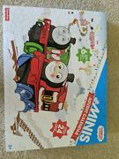 Thomas And Friends Minis Advent Calendar 2015 Open Box Never Played With
