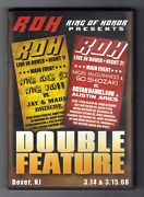 Ring Of Honor Presents - Double Feature - Dover Nj - 3.14 And 3.15.08