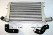 Audi A3 Golf Mk5 Gti 8p 2.0 Tfsi Front Mount Intercooler And Silicone Hose Kit 213