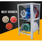2.2kw 1400r/min Commercial Electric Grinder For Meat From Chickenfishduckbees