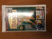 Bambi Vhs Limited Edition Fully Restored