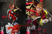 Damtoys Cs002 Monkey King 1/4th Collectible Statue Journey To The West Pre-order