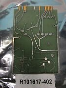 Silver Etched Pcb 9000 80000 821 0 06 Circuit Board Blank Cards 488-0-22 New