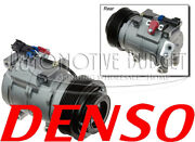 A/c Compressor W/clutch For Hagie And John Deere Backhoes Sprayers And Tractors -oem