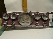 1963 64 Chrysler Newport Or New Yorker Complete Instrument Panel Gauges Perfect