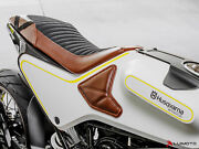 Rider Seat Cover Covers And/or Knee Grips For Husqvarna Vitpilen 410 2019 Luimoto