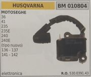 530039143 Coil Electronic Chainsaw Husqvarna 36 41 136 137 141 142 New Type