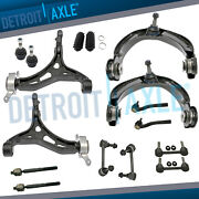 16pc Front Upper Lower Control Arm For 2011-2015 Dodge Durango Grand Cherokee