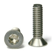 10-32 Stainless Steel Star Drive Flat Head Machine Screw - Select Length And Qty