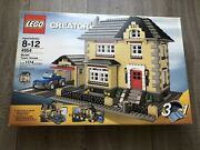 New Lego Creator 4954 Town House
