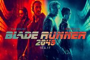 Blade Runner 2049 Harrison Ford Large Canvas Picture Wall Art
