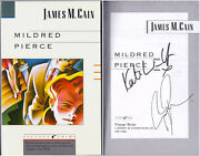 Kate Winslet And Guy Pearce- Genuine Autographed Copy Of The Book Mildred Pierce