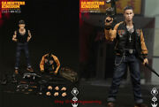 Dam Toys The Gangsters Kingdom - Club 2 Van Ness Gk017 1/6 Action Figure Instock