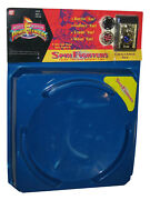 Power Rangers Spin Fighters Spinner Tops Power Battle Arena Toy Set