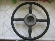 1928 - 1930 Packard 6 Cylinder Steering Wheel - Nice Age Related Condition