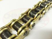 Heavy Duty Motorcycle X-ring Chain 530-106 For Triumph 1050 Speed Trip. 05-12