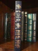 Ask Me Again Tomorrow By Olympia Dukakis- Easton Press - Signed 1st. Edition