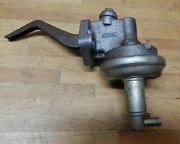 1970-71 Ford Mustang 302ci V8 Used Carter Button Top Fuel Pump 4896s