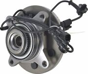 Front Wheel Bearing And Hub Assembly Fits F150 Svt Raptor 4wd 2011-2014 11-14