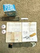 Mercedes Gullwing 300sl Oem Seat Belt With Original Box Included