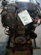 Engine 3.2l 6 Cylinder Vin 4 6th Digit Type-s Automatic Fits 01-03 Cl 604687