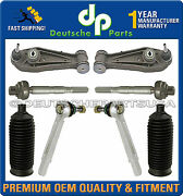 Porsche 911 997 Boxster 987 Control Arm Arms Ball Joint Tie Rod Rack Boot Kit 8