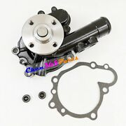 New Water Pump For Mustang Track Loader 2100rt Mtl320 1750rt Mtl316 Usa