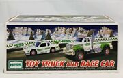 2011 Hess Corporation Toy Truck And Race Car