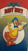 Baby Huey Plus Other Cartoon Classicsvhs1993tested-rare Vintage-ships N 24 Hr