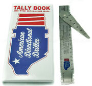 Directional Drilling Kit American Dd Tally Book And Thread Ruler