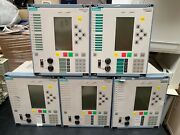 5 Standuumlck Siemens Siprotec 1x 6md63 And 4x 7sj63 Overcurrent Protection And Control