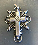 Early Sterling Silver Pendant William Spratling