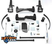 Fabtech K3016 6 Basic Lift Kit W/performance Shocks For 2006-2008 Ram 1500 4wd