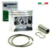 Meteor Piston Kit For Dolmar Ps6800i 120sih 120si 49mm Italy Made 030 132 000