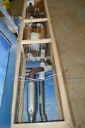 Nos 1965/66 Ford Mustang Gt Dual Exhaust System