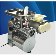 Commercial Stainless Steel Meat Slicer Mincer Grinder Meat Cutting Machine Sj