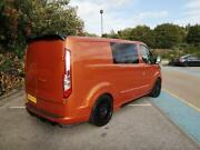 Custom Wide Accessories For The Ford Transit Facelift