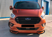 2018 Till Present Full Body Kit For The Ford Transit Custom With Wide Arches