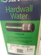 Mpi Series 100 Hardwall 1 Id Marine Water Hose Wire Reinforced 6.25 Ft