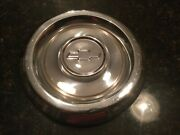 1 Chevy Chevrolet Center Cap Hubs Bel Air Vintage Impala 1950and039s 1950 Hubcap Usa