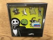 Sold Out Sealed 2018 Nycc Disney Nightmare Before Christmas Pins Set Le 500 Pin